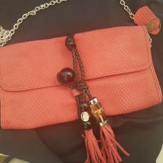 Clunch/ gentuta piele gucci - Geanta Dama Gucci, Culoare: Alta, Marime: One size