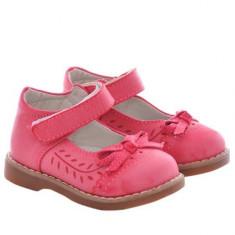 Pantofi fete roz, talpa cauciuc, 22 si 23 - Pantofi copii