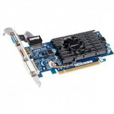 GIGABYTE VGA N210 PCI-E 1GB 64BIT DDR3 N210D3-1GI - Placa video PC Gigabyte, PCI Express, nVidia