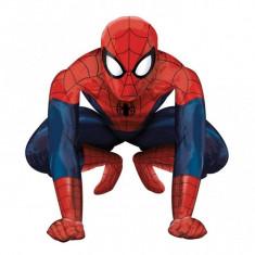 Balon folie figurina airWalker Spiderman - 91cm, Amscan 23483 - Baloane copii