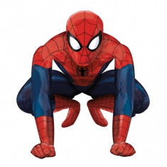 Balon folie figurina airWalker Spiderman - 91cm, Amscan 23483 - Baloane copii
