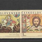 Cehoslovacia.1970 Icoane slovace  CC.338, Nestampilat
