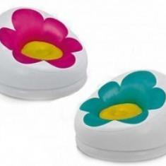 Fotoliu gonflabil, perfect pentru camera copiilor