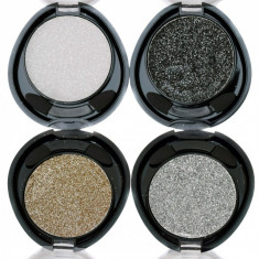 4 Glitter Machiaj Make-up Fard Pleoape Glittere