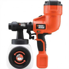 Pistol de vopsit Black&Decker HVLP200, 400W, 1200 ml