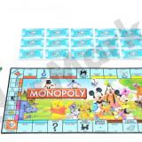 Joc Monopoly cu diferite personaje - Papusa Disney, 4-6 ani