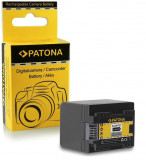 Acumulator pt Canon BP-727, HF R36, HF38, HF306, Infochip decodat,marca Patona,, Dedicat