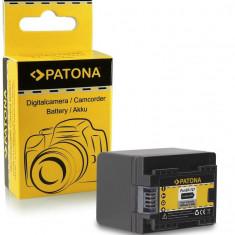 Acumulator compatibil pt Canon BP-727, HF R36, HF38, HF306, marca Patona,