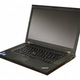 Laptop Lenovo ThinkPad T530i, Intel Core i3 2370M 2.4 Ghz, 4 GB DDR3, 320 GB HDD SATA, WI-FI, Display 15.6inch 1366 by 768, Baterie Noua