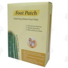 Plasturi pentru detoxifiere FootPatch