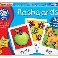 Joc educativ in limba engleza Cartonase FLASHCARDS orchard toys