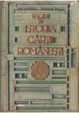 (C7173) DAN SIMONESCU, GH. BULUTA - PAGINI DIN ISTORIA CARTII ROMANESTI