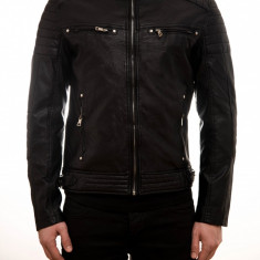 Geaca Piele Ecologica model Biker.COD: Rider 3 *** NEW COLLECTION ***