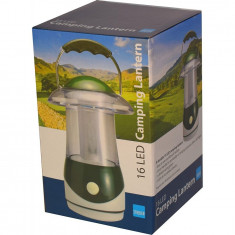 Strider Felinar / Lanterna Camping 16 LED-uri - British Racing Green 607