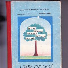 LIMBA ENGLEZA MANUAL CLASA 2 - Manual scolar Altele, Limbi straine