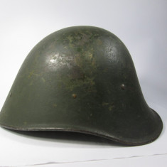 E Casca armata romana cu interior original WW2 (II) - romaneasca