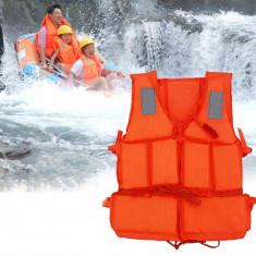 Vesta de salvare SV1 Baracuda + Fluier de Salvare Pentru maxim 100 KG