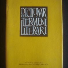 Dictionar Altele DE TERMENI LITERARI