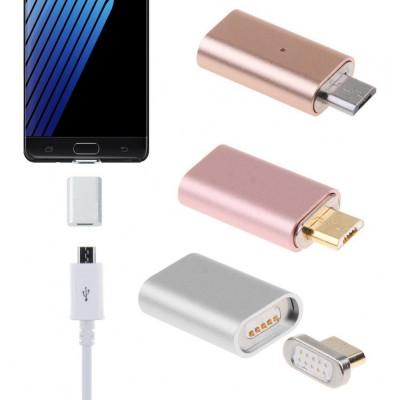 Adaptor Incarcator Magnetic Micro USB foto
