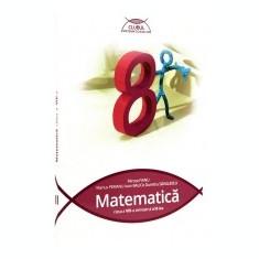 Clubul matematicienilor Sem II. Clasa a 8-a. Matematica