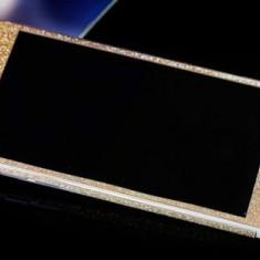 Folie iPhone 7 Sticker Diamond Full Body Gold - Folie de protectie Apple, Colorata