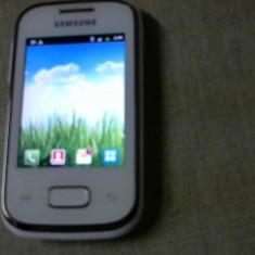 SAMSUNG GALAXY POCKET GT-S5300 NECODAT - Telefon mobil Samsung Galaxy Pocket, Alb