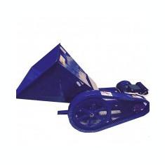 Tocator de fructe cu motor electric 0.5KW - Zdrobitor struguri