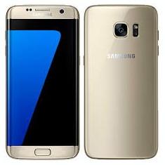 Samsung Galaxy S7 Edge G935F 32 GB Gold Platinum NOU - Telefon Samsung, Auriu, Vodafone, Single SIM