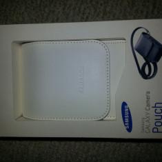 Husa piele aparat foto originala Samsung - Aparat Foto compact Samsung