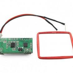 Cititor carduri RFID 125khz RDM6300 UART