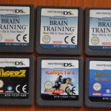 Lot 6 dischete Nintendo DS. Jocuri Consola DS.