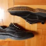 Pantofi piele naturala Corami Swiss Design Sympa Tex All Weather; marime 46