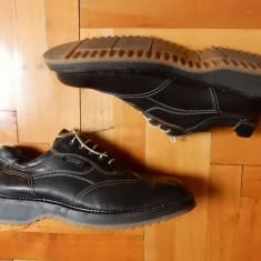 Pantofi piele naturala Corami Swiss Design Sympa Tex All Weather; marime 46 - Pantofi barbat, Culoare: Din imagine