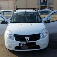 38384 KM REALI dacia sandero 1, 4 mpi, An Fabricatie: 2009, Benzina, 1400 cmc, Hatchback