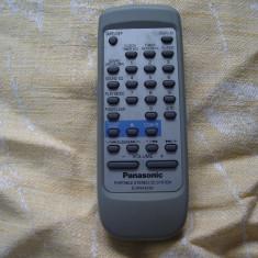 Telecomanda Panasonic EUR648280 sistem audio - Telecomanda aparatura audio