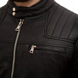 Geaca Piele Ecologica model Biker.COD: Rider 1 *** NEW COLLECTION