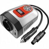 Invertor curent 100W cu adaptor USB Black&Decker BDPC100A