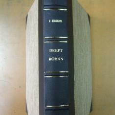 C. Stoicescu Drept roman editia a III a Bucuresti 1931 - Carte Istoria dreptului