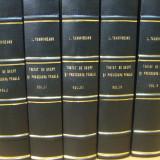 I. Tanoviceanu Tratat de drept si procedura penala 5 vol 1924 - 1927 - Carte Drept penal