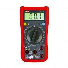 Multimetru digital UT132B UNI-T, 7 functii