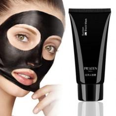Black Mask Masca Neagra Pilaten pentru Indepartat Punctele Negre de pe Fata, Acnee, Tub 60g