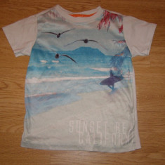 Tricou pentru copii de 5-6 ani, Marime: Masura unica, Culoare: Din imagine, Unisex
