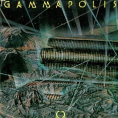 Omega – Gammapolis (LP) - Muzica Rock Altele, VINIL
