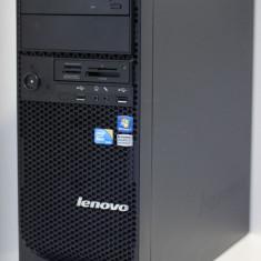 Workstation Lenovo ThinkStation S20 Quad Core Intel XEON E5530 2, 4Ghz - Sisteme desktop fara monitor Lenovo, 2001-2500 Mhz, 6 GB, 200-499 GB, Socket: 1366