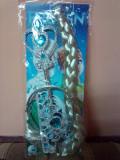 Accesorii Frozen Elsa Set Coronita , codita si bagheta