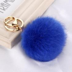 Puf Plus Telefon Albastru