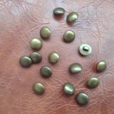Lot 16 bucati - nasturi din metal cu diametrul de 13 mm !!!!