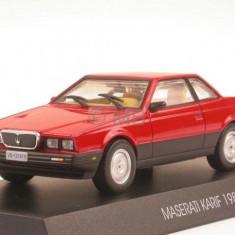 Macheta Maserati Karif - 1988 1:43 - Macheta auto