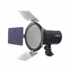 Yongnuo YN168 YN-168 Lampa video cu 168 LED-uri si voleti detasabili - Lampa Camera Video