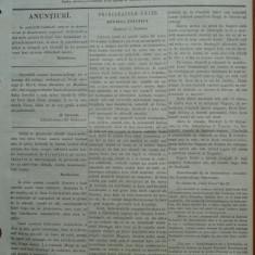 Reforma, ziar politicu, juditiaru si litteraru, an 2, nr. 66, 1860